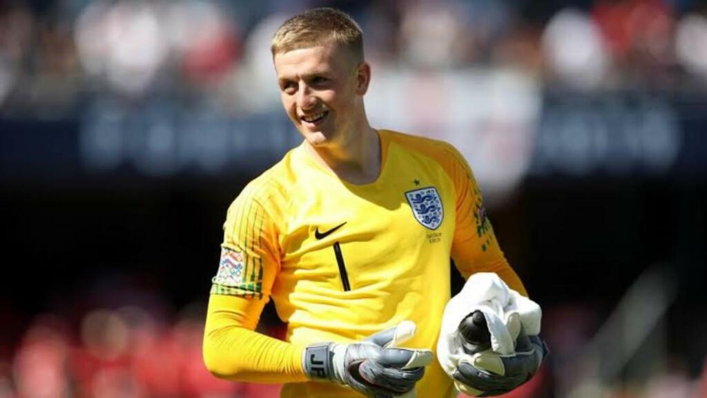 Jordan Pickford; top 5 goalkeepers