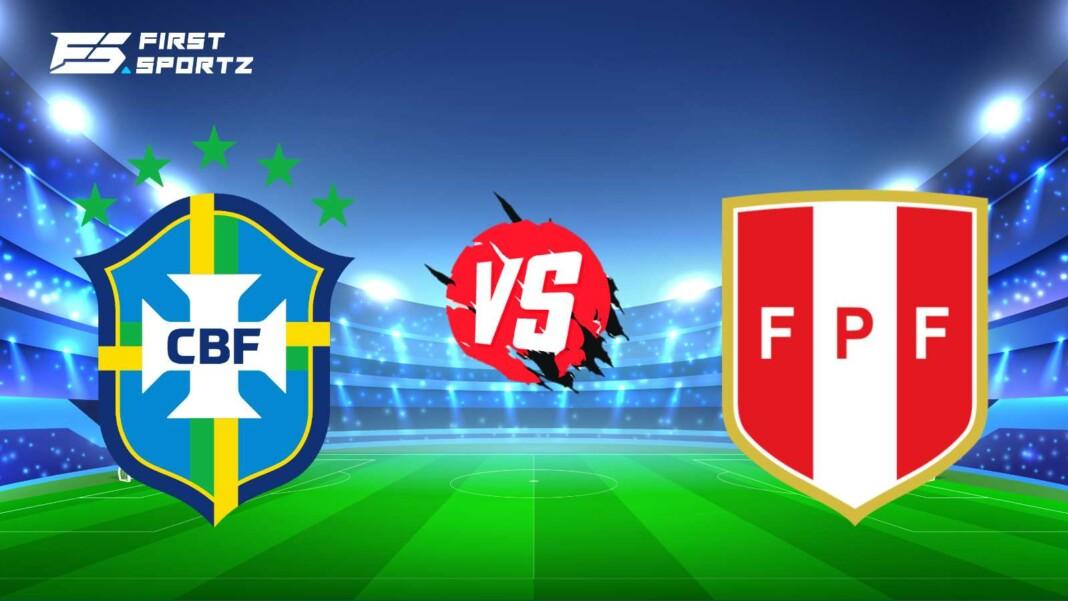 Brazil vs Peru Predictions