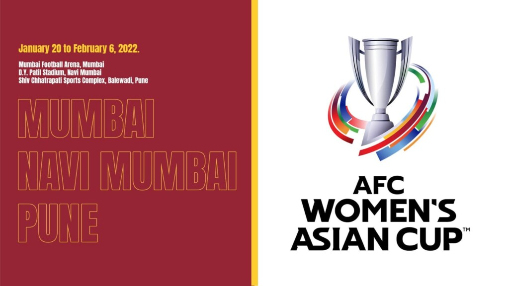 AFC Venues for Women's Asia Cup 2022