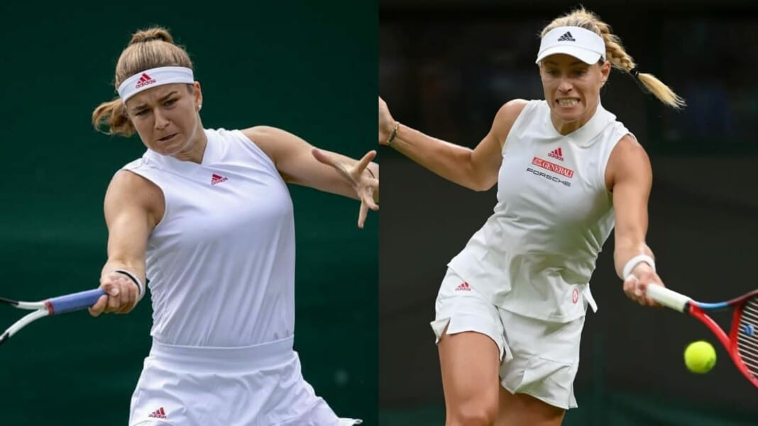 Karolina Muchova vs Angelique Kerber