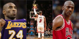 Top 5 Greatest shooting guards of All-Time