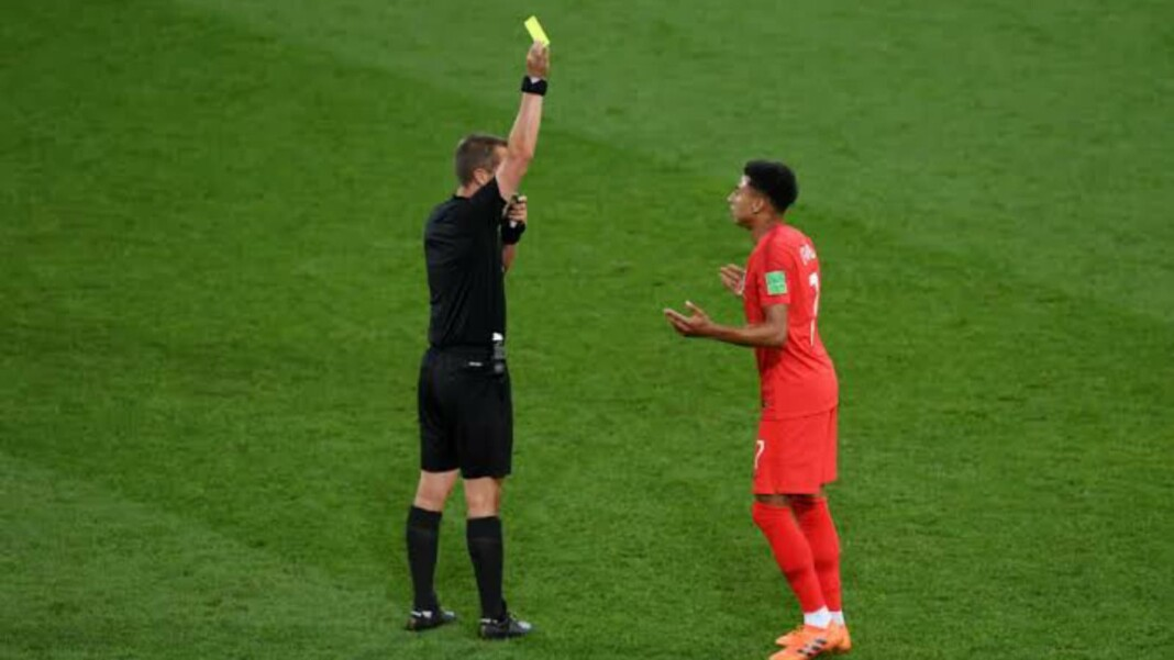 Euro 2020: yellow cards
