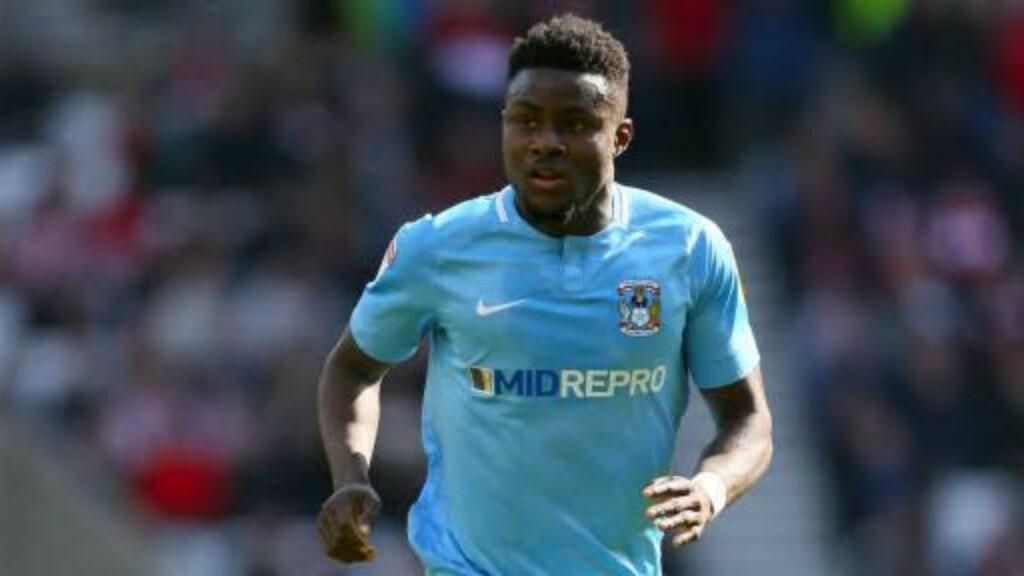 Bright Enobakhare for Coventry City