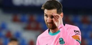 3 possible destinations for Lionel Messi