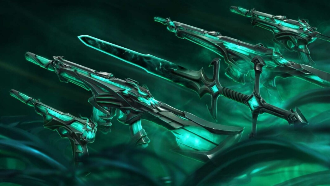 VALORANT Ruination Bundle Leak: All About New Guns, Finisher, and Melee