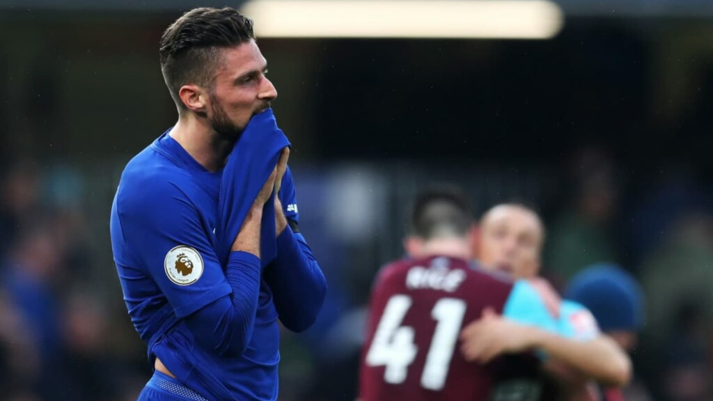 Giroud is set to leave Chelsea for AC Milan after a successful stint