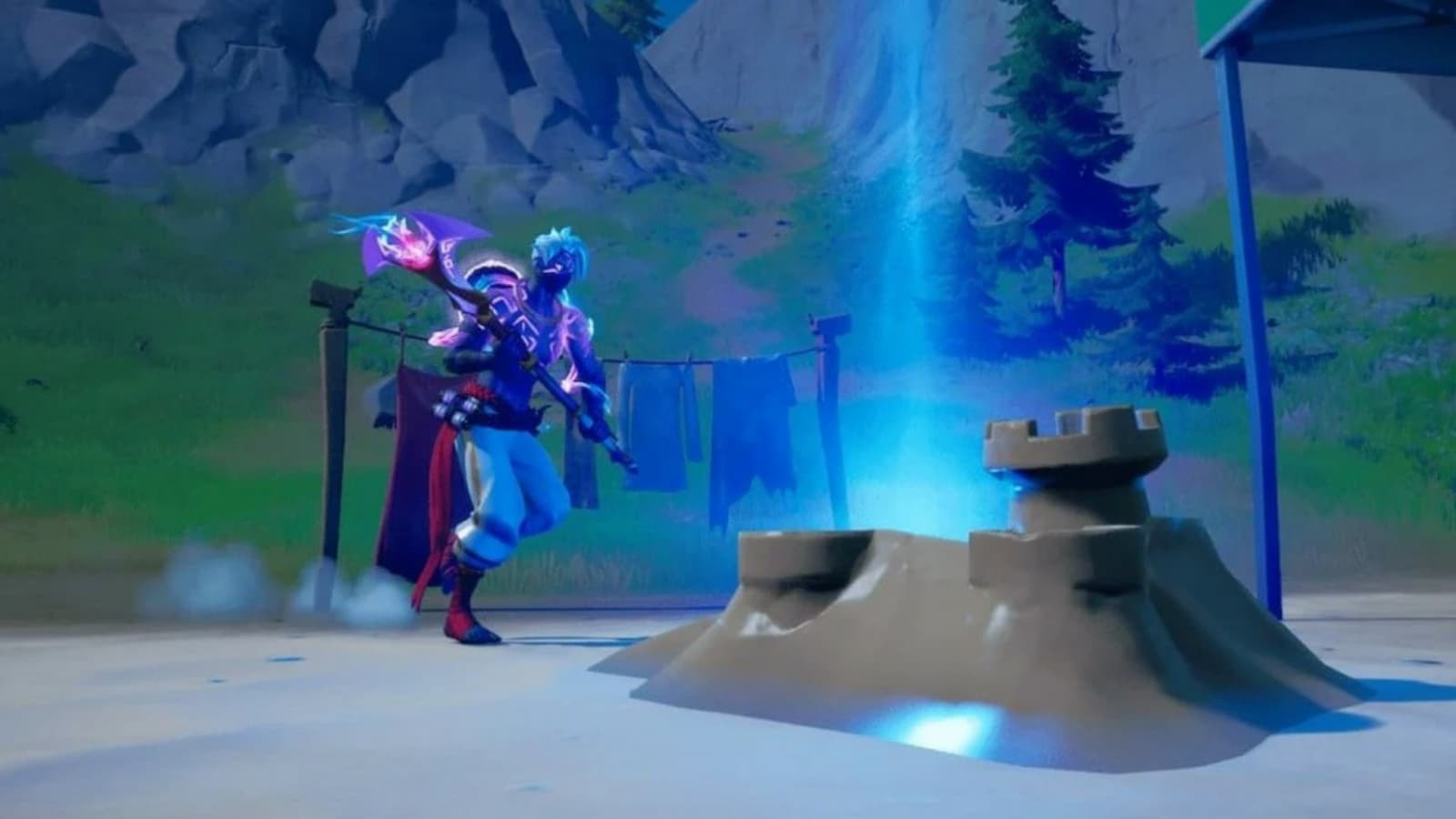 Fortnite New Legendary Quests: House Warming Gifts in Season 7