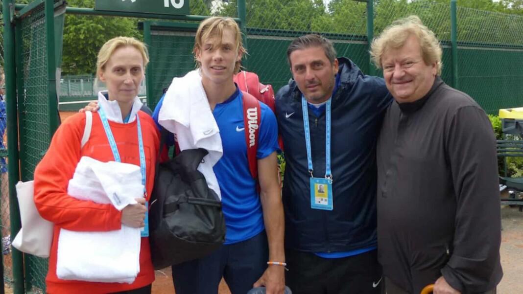 Denis Shapovalov's Parents