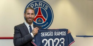 OFFICIAL: PSG announce the highly anticipated signing of defender Sergio Ramos on a two year deal