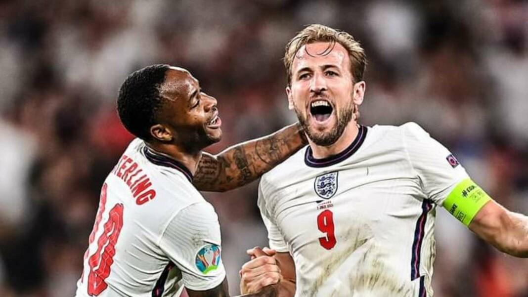 England vs Denmark Live Commentary