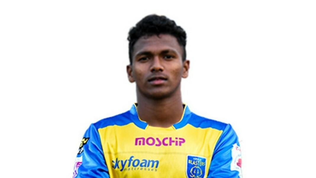 Goan winger Vincy Barretto joins Kerala Blasters FC