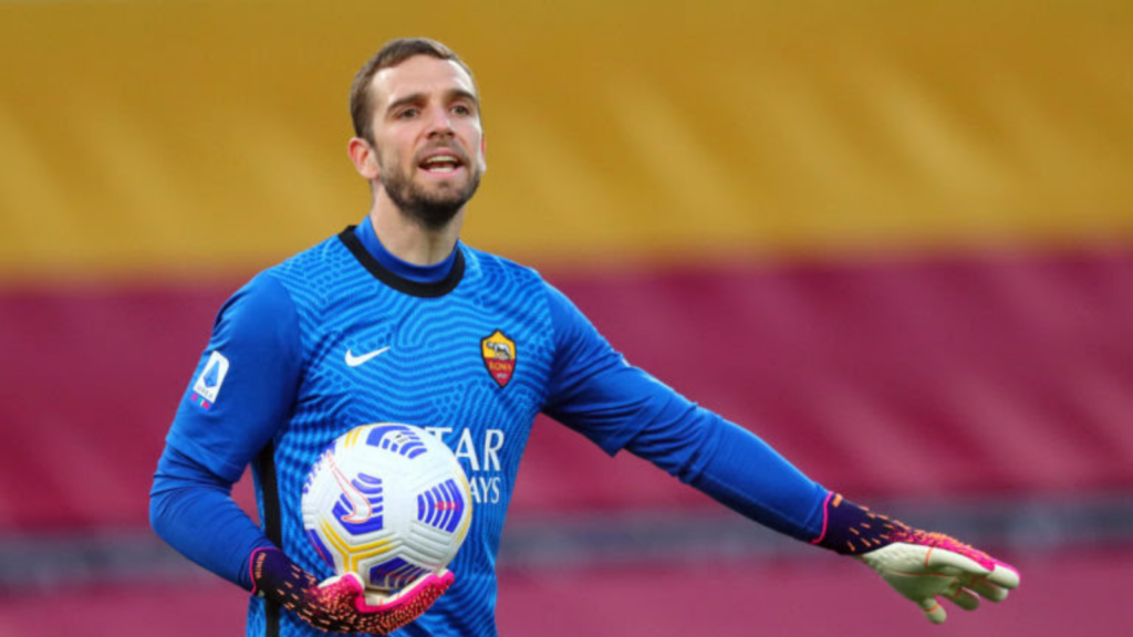 Lopez spent two seasons with Roma