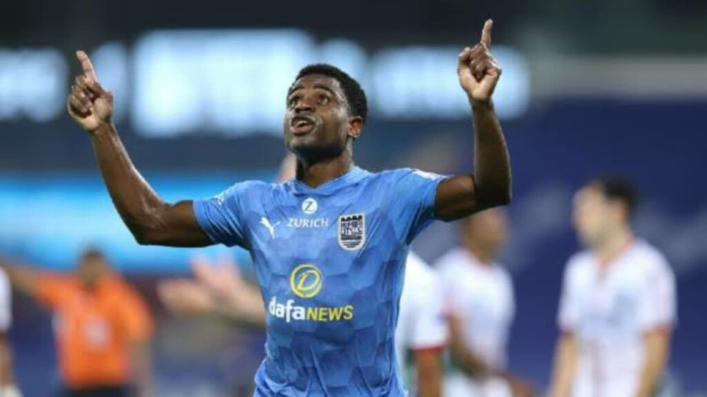 Bartholomew Ogbeche completes move from Mumbai City FC to Hyderabad FC on a year long deal