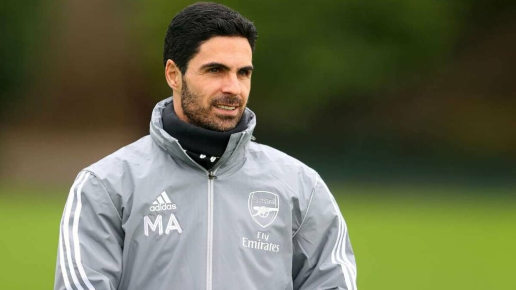 Arsenal's coach Mikel Arteta is hoping to have a better season