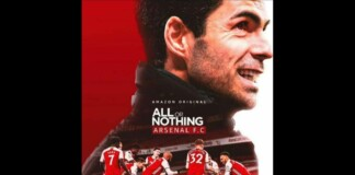 All or Nothing featuring Arsenal is to be launched in 2022