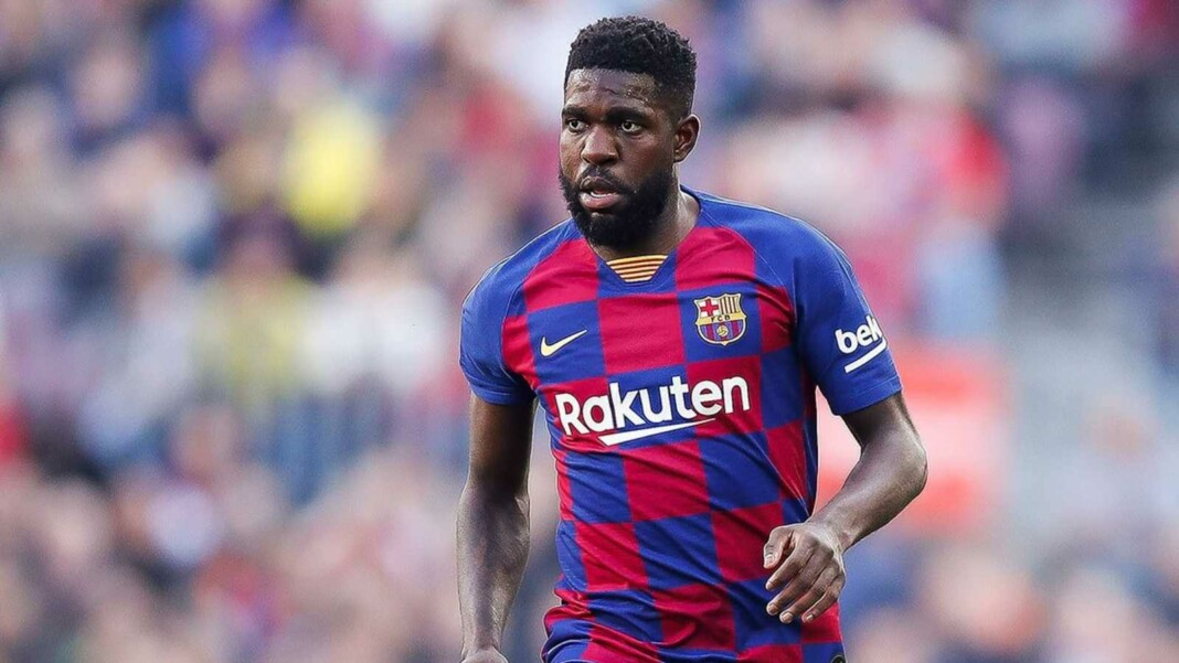 3 possible replacements for Samuel Umtiti