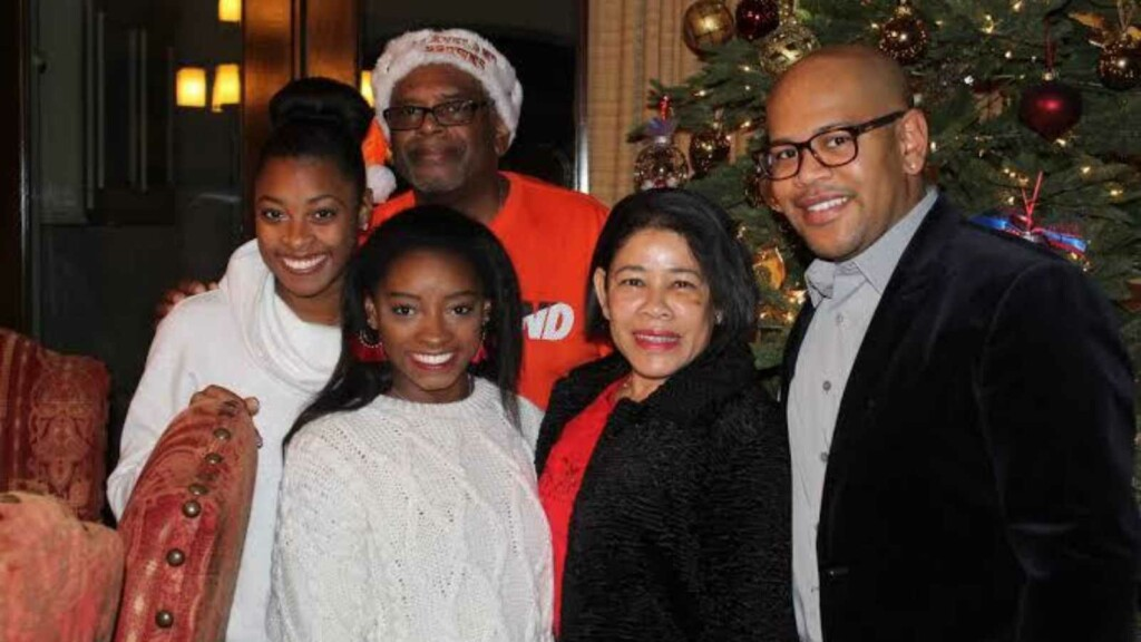 Simone's family