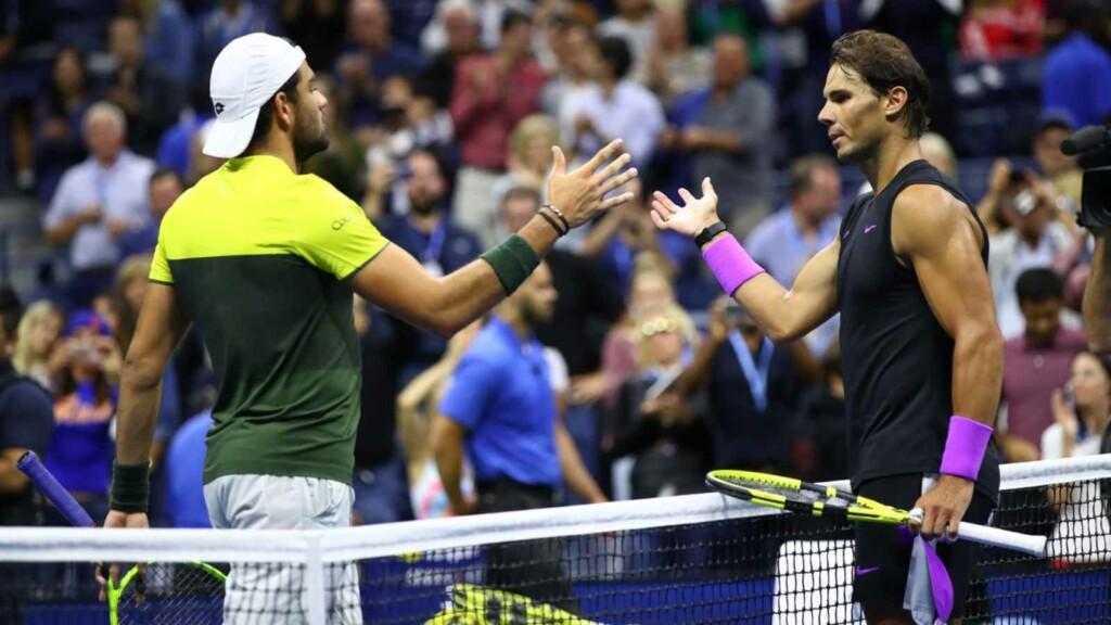 Berrettini and Nadal