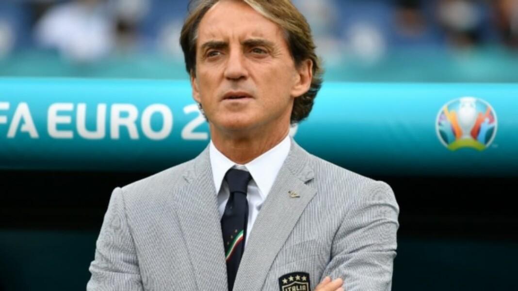 Roberto Mancini's suit_Italy_England