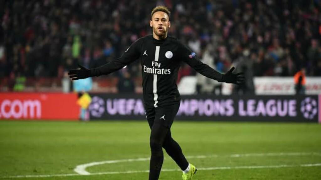 Neymar Jr 2017/18