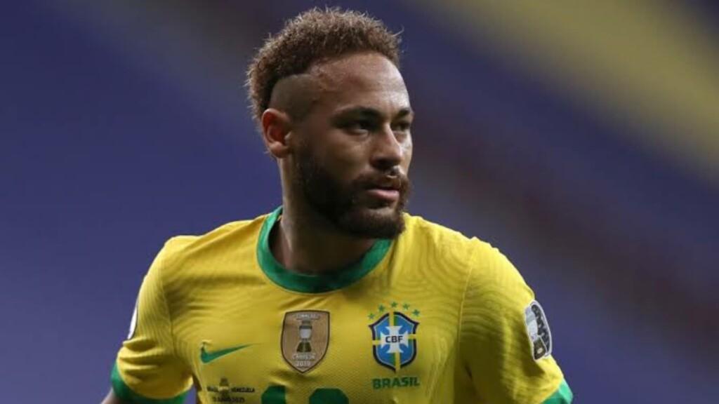 Neymar Jr Copa America 2021