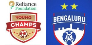 Bengaluru FC and Reliance Foundation Young Champs