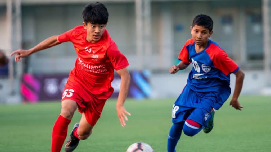 Reliance Foundation Young Champs; Bengaluru FC