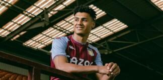 Aston Villa New Home Kit