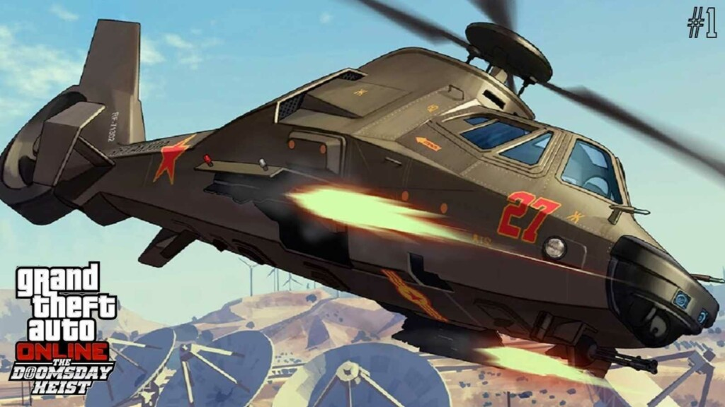 Akula vs Stealth Annihilator in GTA 5: Which is the better stealth helicopter