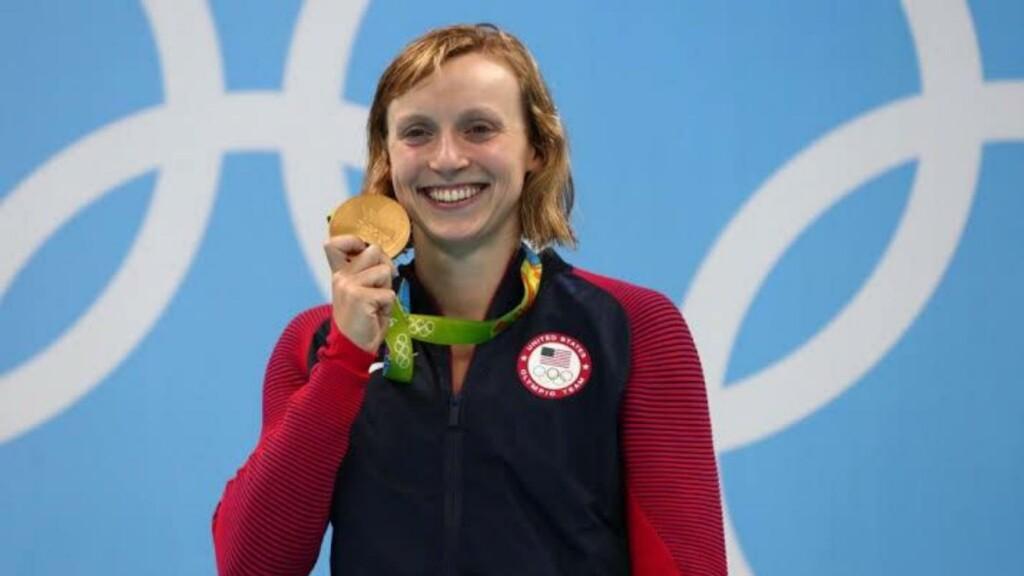 Katie Ledecky achievements