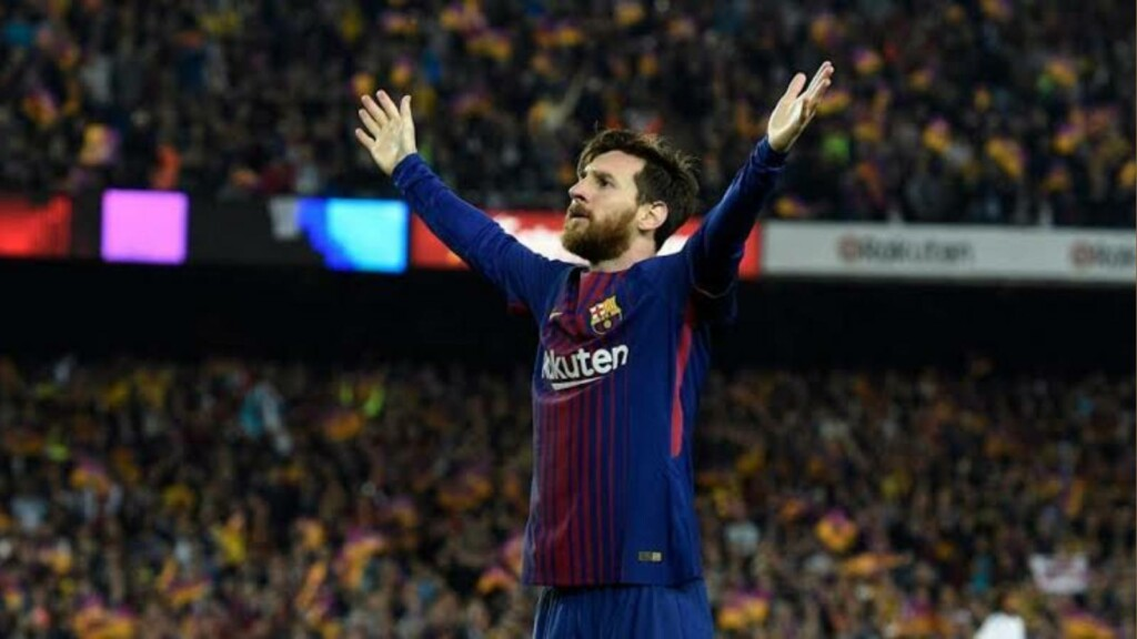Lionel Messi agrees renewal with FC Barcelona