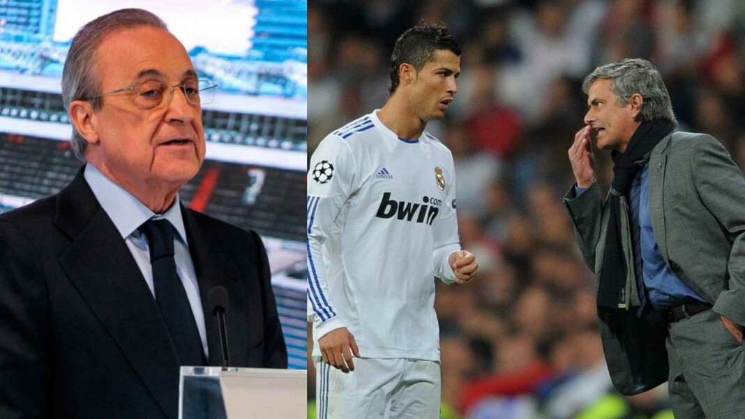 Florentino Perez labels Cristiano Ronaldo as 'Idiot, Sick' in his new Leaked Audio