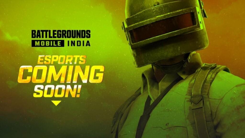 BGMI India Series 2021: Krafton reveals the logo for BGMI India Series 2021