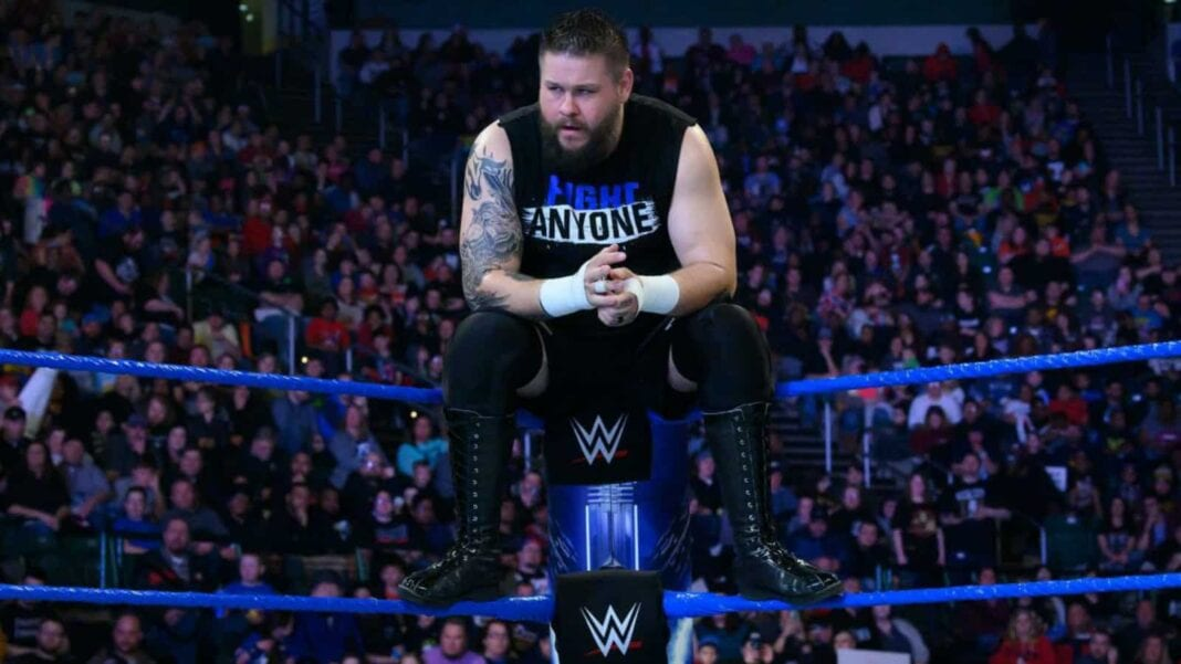 Kevin Owens is one of the best in-ring performers