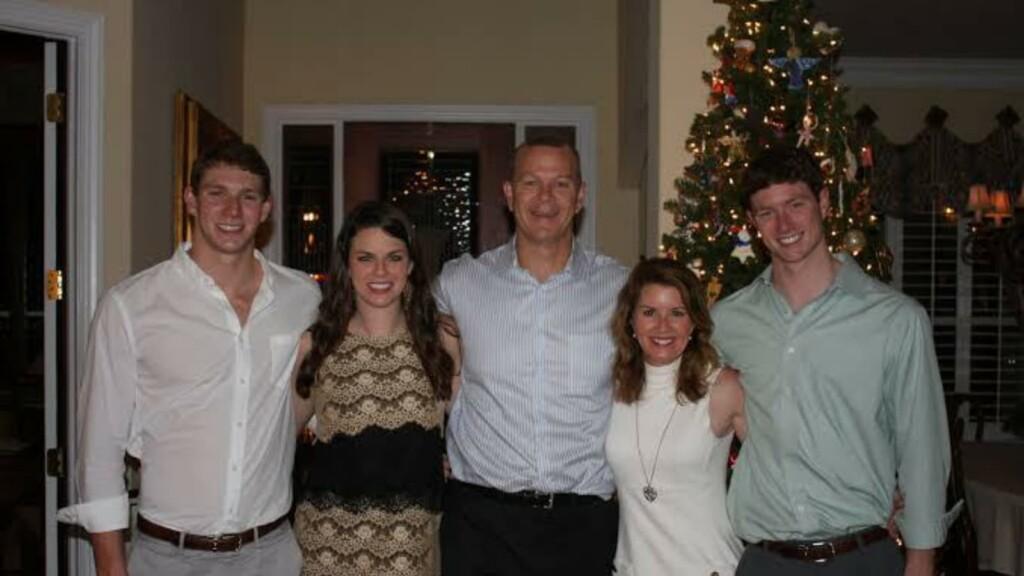 Ryan Murphy's family