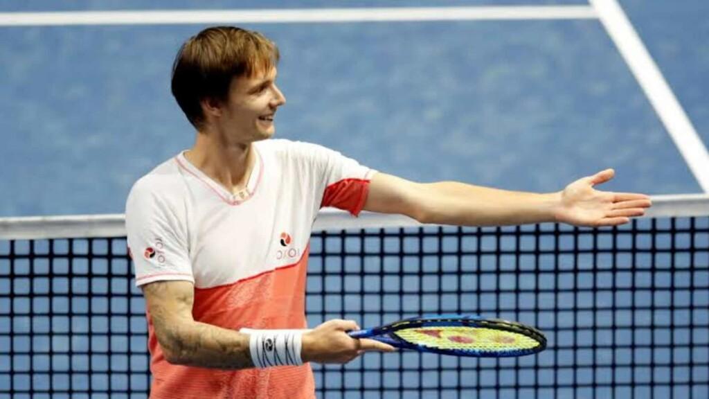 Alexander Bublik will meet in the Citi Open.