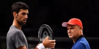Novak Djokovic, Marian Vajda