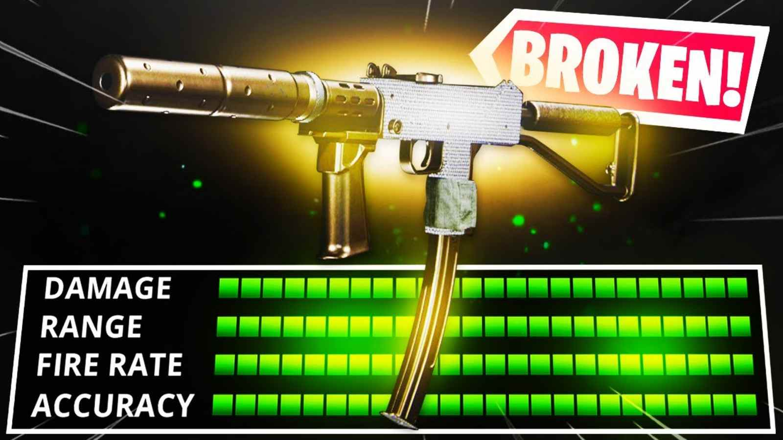 The Best MAC-10 Warzone Loadout with Details