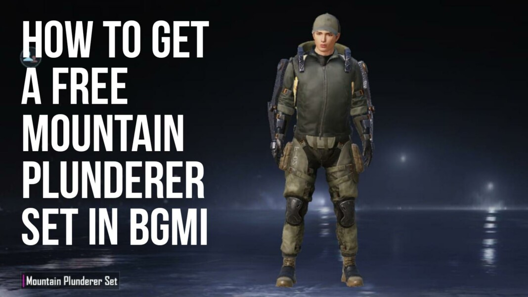 BGMI Future Technology Event: How to get a free permanent outfit in BGMI?