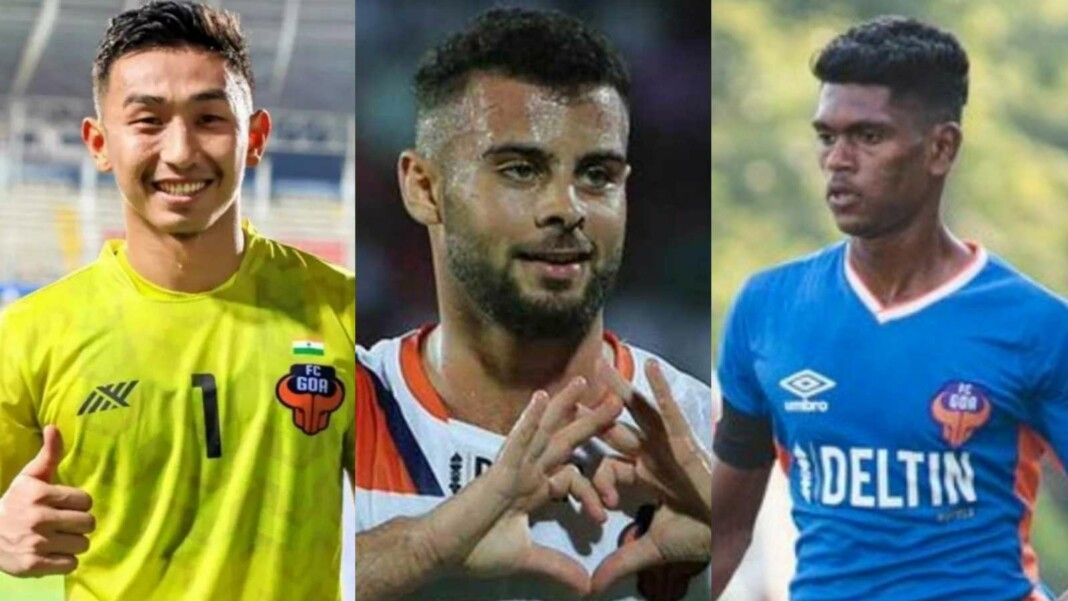 Dheeraj Singh, Hugo Boumous and Liston Colaco (Most expensive transfers in ISL history)