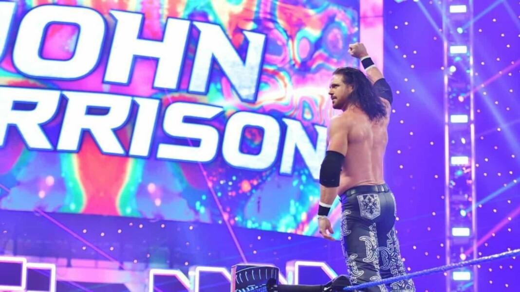 John Morrison is a 3-time Intercontinental Champion