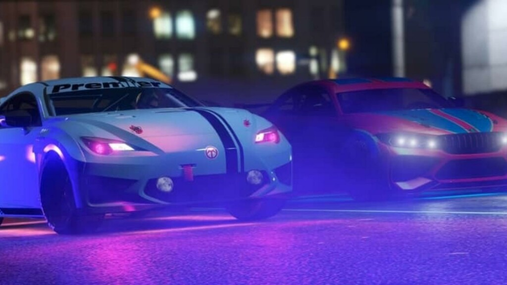 New races coming to GTA 5