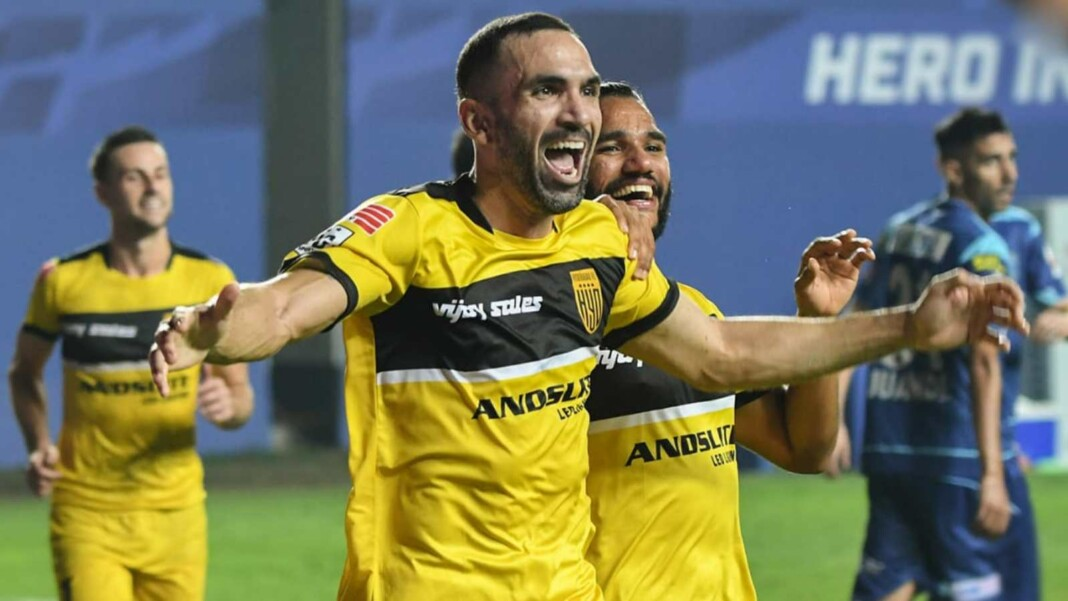 OFFICIAL: Joao Victor extends his contract with Hyderabad FC for a further two years