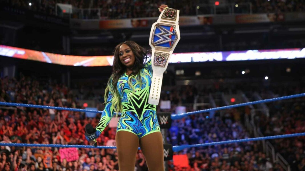 Naomi is a former Women's Champion