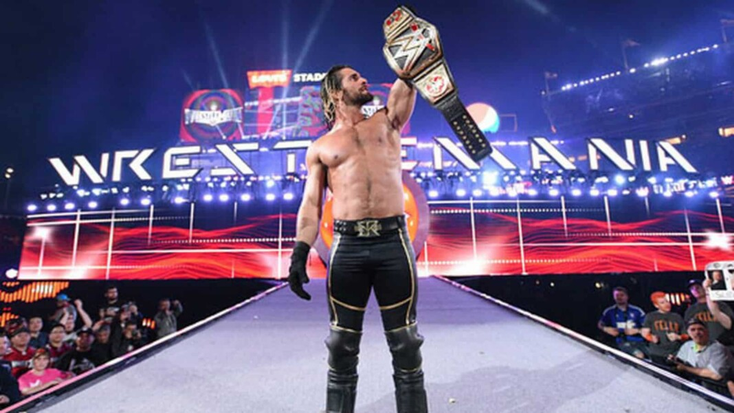 Three little known Seth Rollins facts