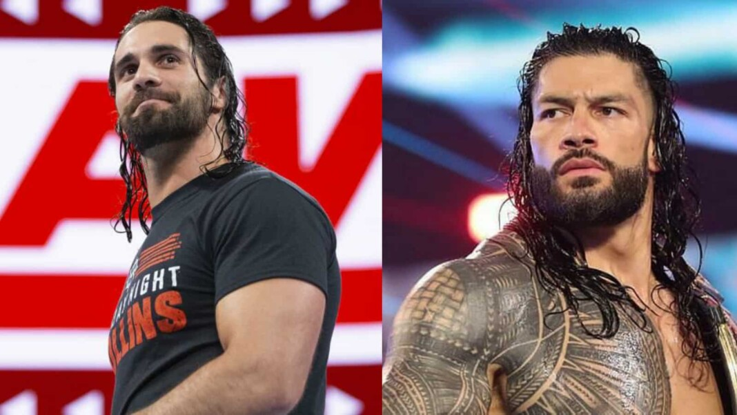 Seth Rollins and Roman Reigns are one of the best heels in WWE currently
