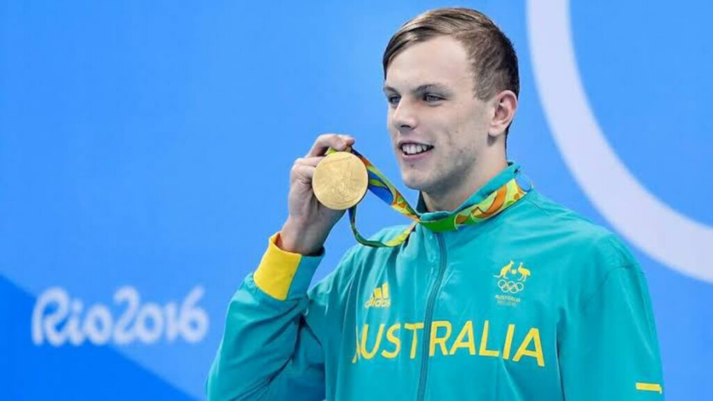 Kyle Chalmers at Rio Olympics