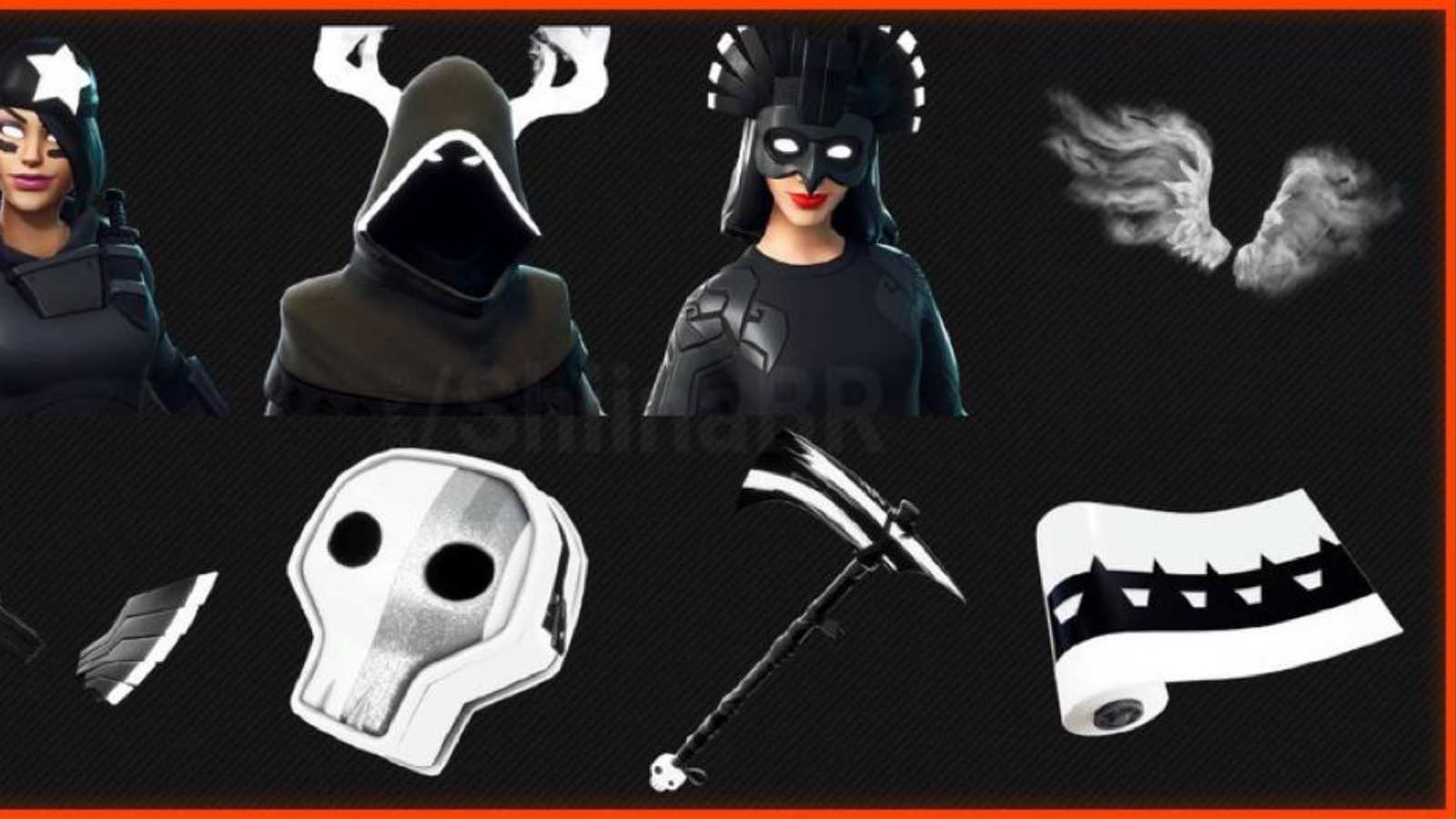 How to Get the Fortnite Shadows Rising Pack Pack in Season 7