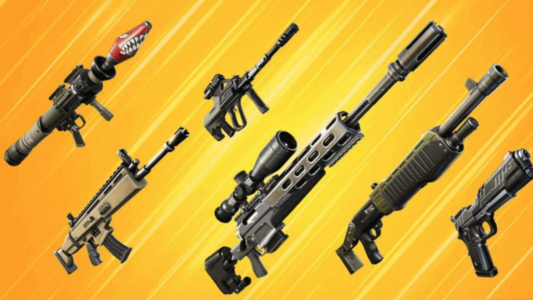Fortnite Preferred Item Slots is the New Game Changer