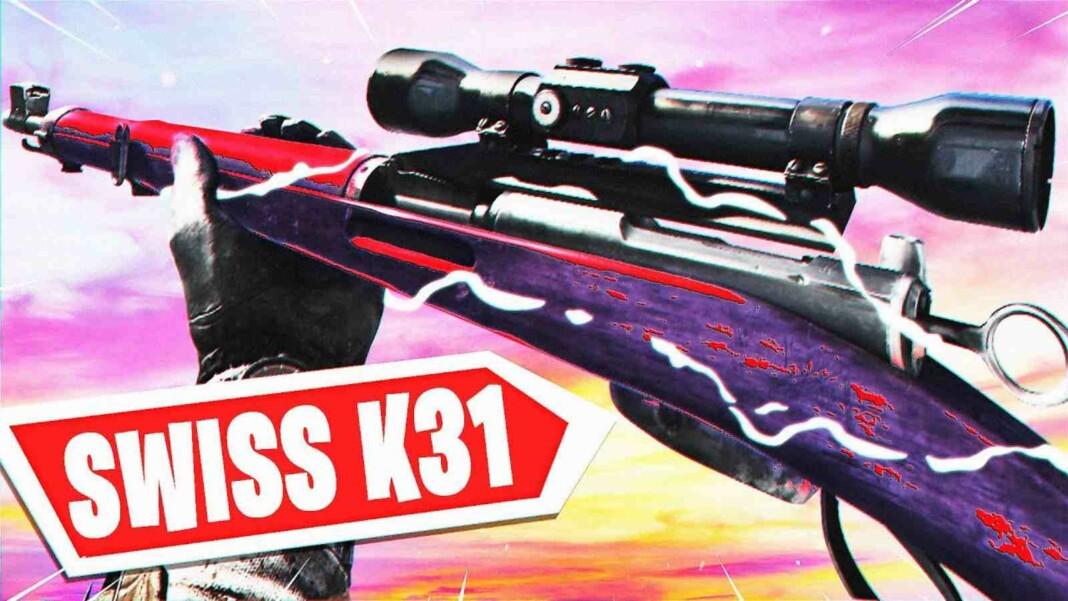 The Best Swiss K31 Warzone Loadout in Season 4